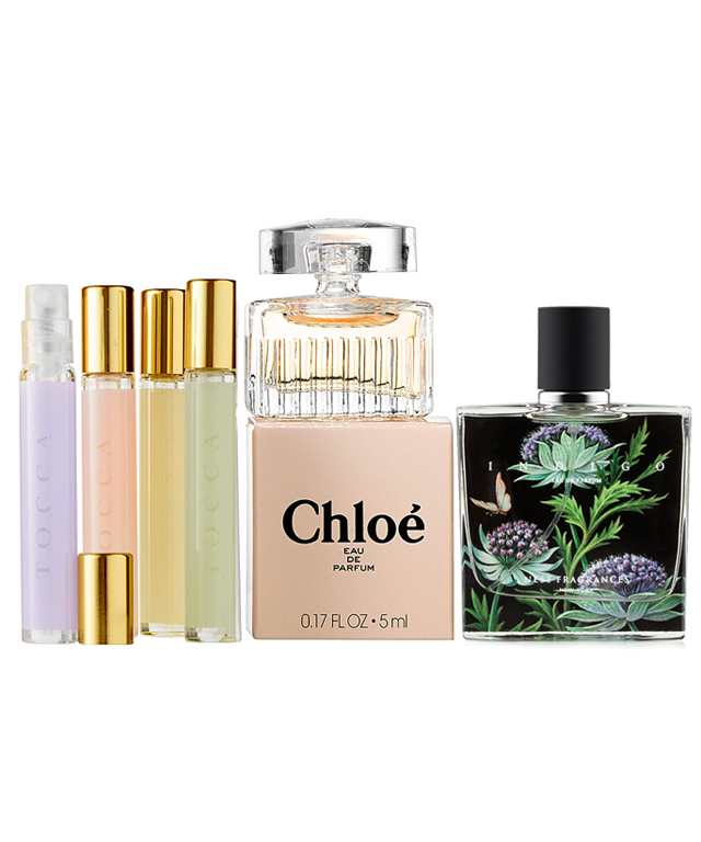 Holiday Fragrances