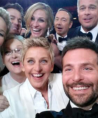 Ellen DeGeneres Wins Golden Tweet Award