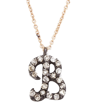 Letter Perfect Necklaces