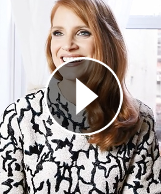 Jessica Chastain On Why She Doesn't Make New Year's Resolutions