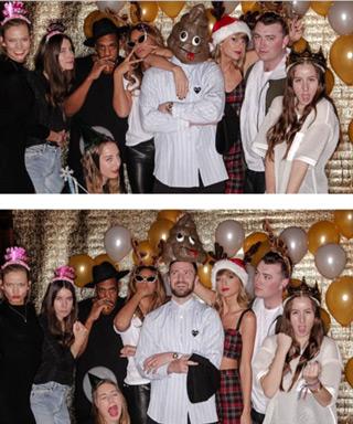 Taylor Swift, Justin Timberlake, Beyonce, Jay Z