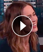 Emily Blunt John Krasinski Christmas Prank Jimmy Kimmel