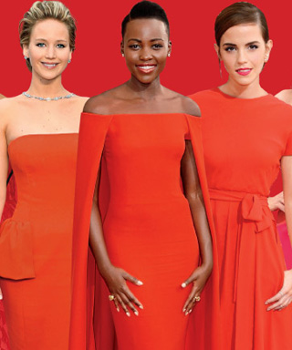 Hottest Red Carpet Trend of 2014