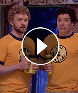 Justin Timberlake Jimmy Fallon Tonight Show Camp Sketch
