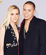 Ashlee SImpson & Evan Ross Expecting First Child