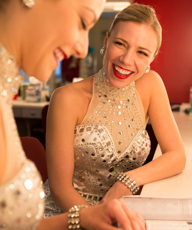 The Beauty of the Rockettes