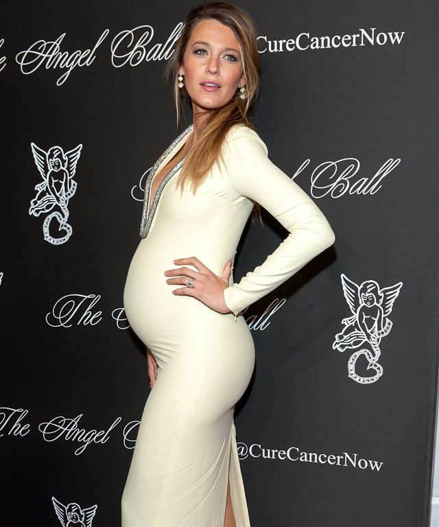 Blake Lively's Maternity Style