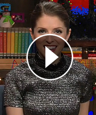 Anna Kendrick Watch What Happens Live Into the Woods