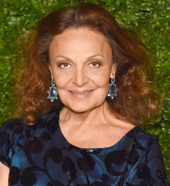 diane von furstenberg is 68 see her best outfits instyle. Black Bedroom Furniture Sets. Home Design Ideas