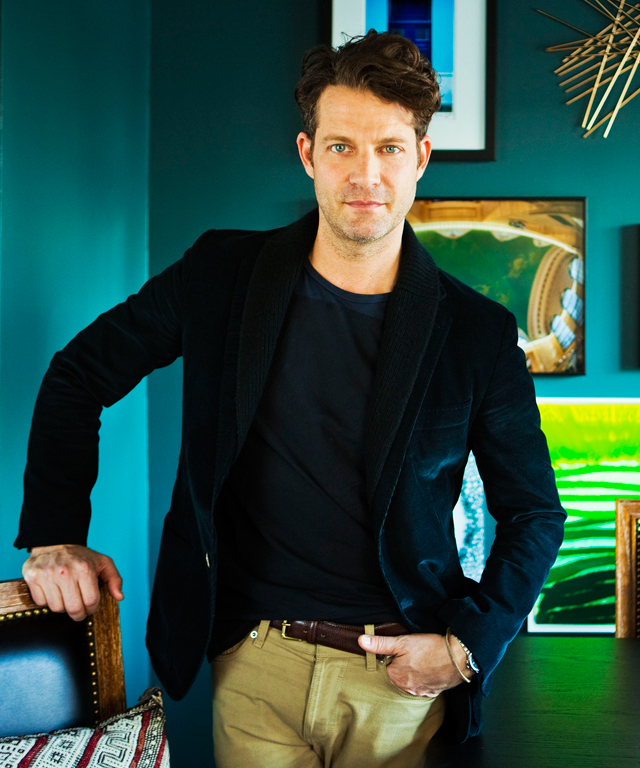Nate Berkus and his Lowes Regency Hotel Suite