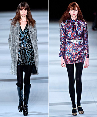 RLWL FW 2014: Saint Laurent