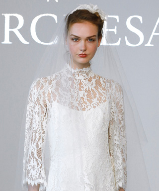 Marchesa's Collection for Spring 2015 Bridal Is Pure Romance