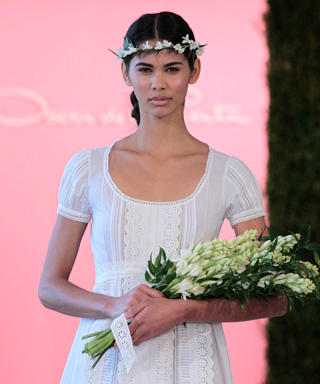 174 Must-See Gowns From Bridal Fashion Week - Oscar de la Renta