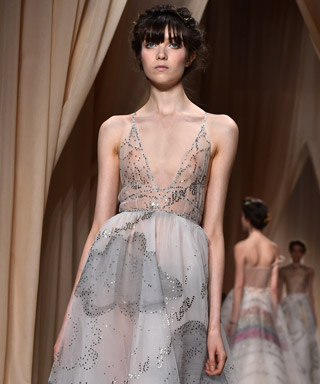 Your Guide to Spring 2015 Couture Fashion Week - Dreamy Creations at Valentino Couture