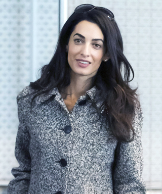 102 Celebrity-Inspired Outfits to Wear on a Plane - Amal Clooney