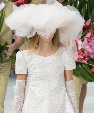 Breathtaking Bridal Dresses From Spring 2015 Couture Fashion Week - Chanel