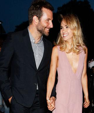 Bradley Cooper and Suki Waterhouse Cutest Couple Photos