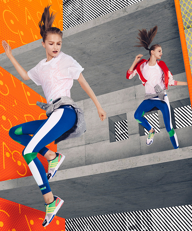Stella McCartney and Adidas collaborate on StellaSport