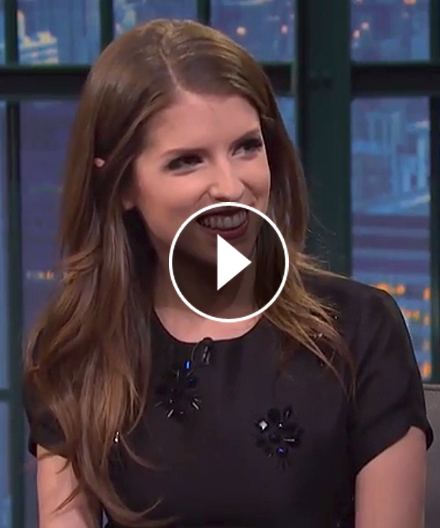 Anna Kendrick Pitch Perfect 2 Green Bay Packers