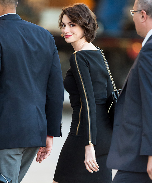 Anne Hathaway Reality TV Jimmy Kimmel Live