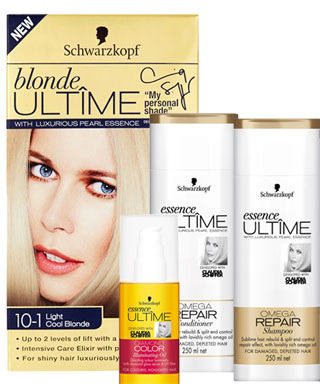 Claudia Schiffer Hair Care