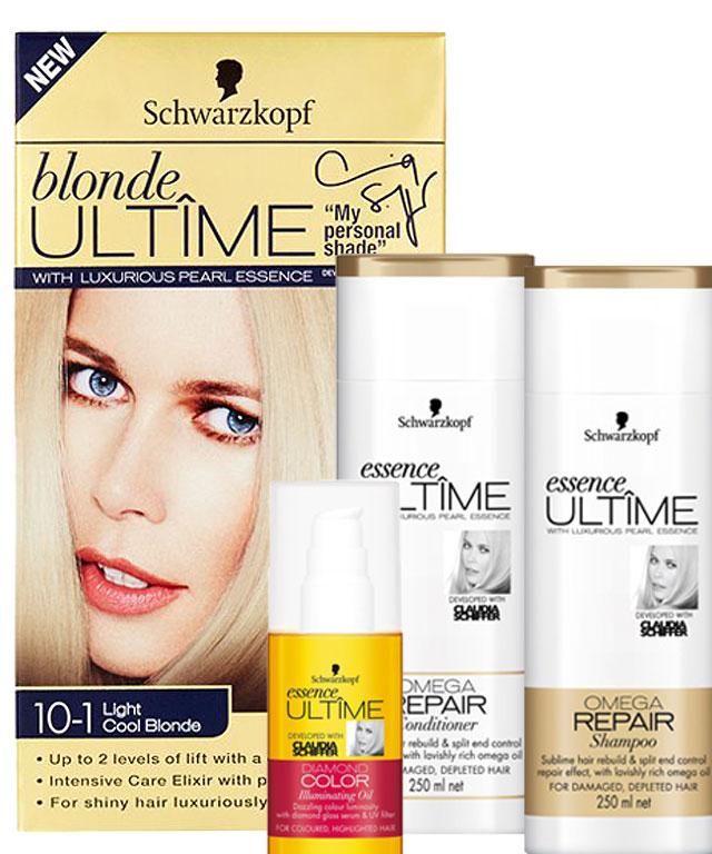 Claudia Schiffer Hair Care