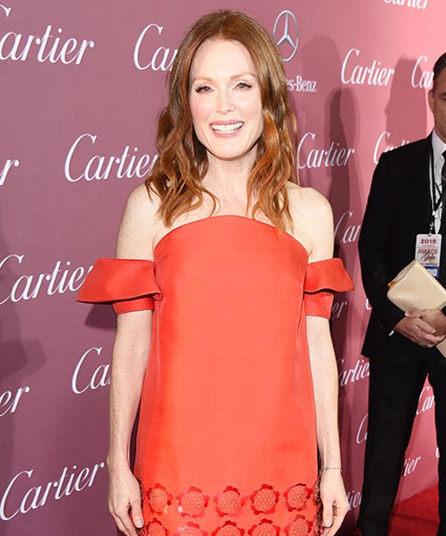 Julianne Moore's Best Red Carpet Looks