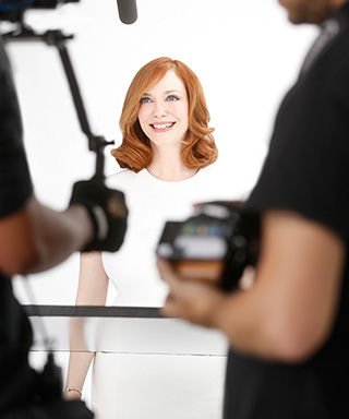 Christina Hendricks - Clairol