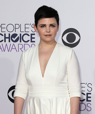 Ginnifer Goodwin at People's Choice Awards