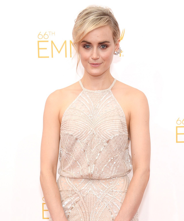 Taylor Schilling's Best Red Carpet Looks