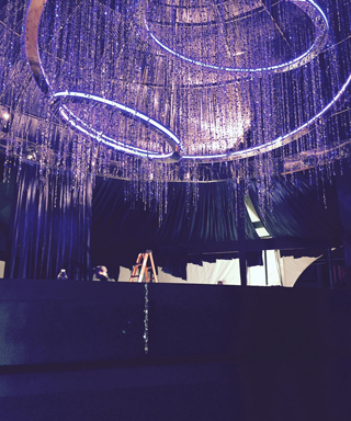 Inside the InStyle + Warner Bros. Golden Globes After-Party