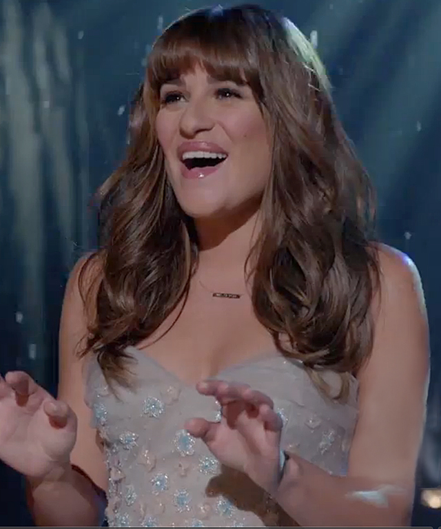 Glee Final Season Lea Michele
