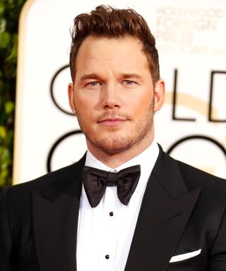 Chris Pratt - Golden Globes