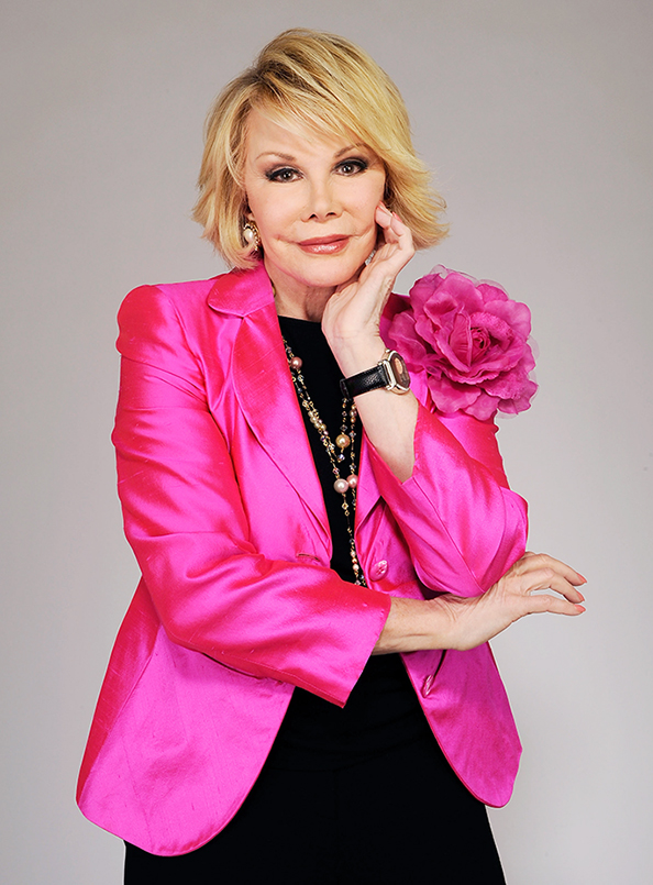 Joan Rivers Fashion Police Tribute Joan Rivers E Fashion Police