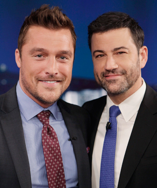 Jimmy Kimmel and Chris Soules