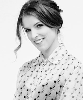 Anna Kendrick InStyle.com Guest Editor