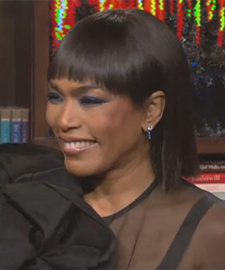 Angela Bassett Whitney Houston WWHL