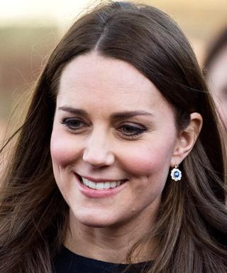 Kate Middleton's Sapphire Earrings