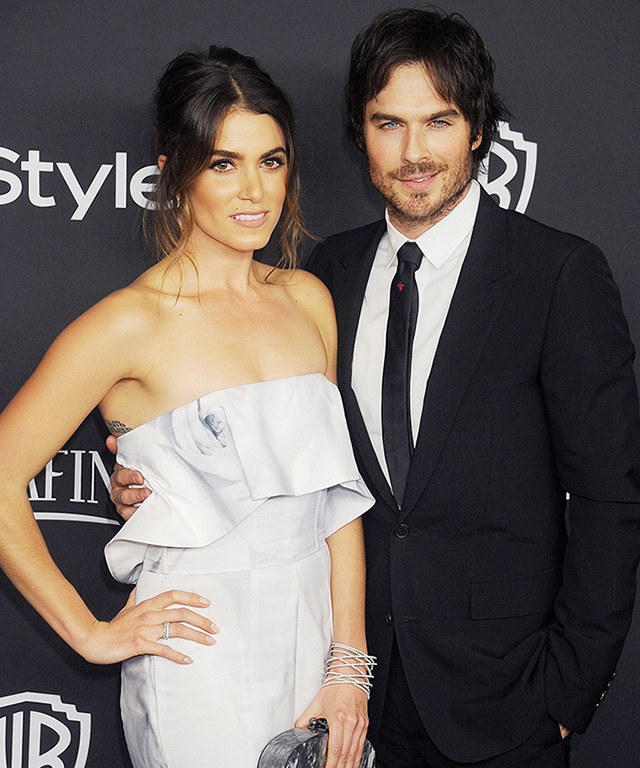 Nikki Reed and Ian Somerhalder Are Engaged