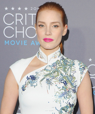 White dresses at the Critics' Choice Awards