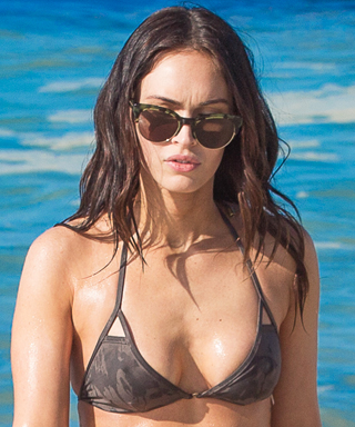 Megan Fox in a Bikini