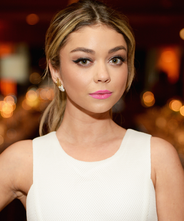 Sarah Hyland Face Wash Routine