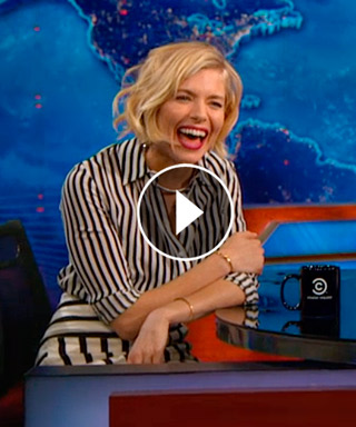Sienna Miller The Daily Show