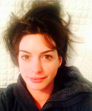 Anne Hathaway Takes Over InStyle's Instagram