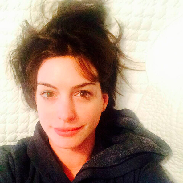 Latest Celebrity News,... Anne Hathaway Instagram