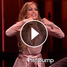 JLo And Jimmy Fallon Play Tonight Show Catchphrase