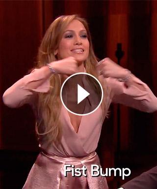 Jennifer Lopez Tonight Show Catchphrase