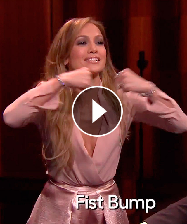 Jennifer Lopez Tonight Show Catchphrase