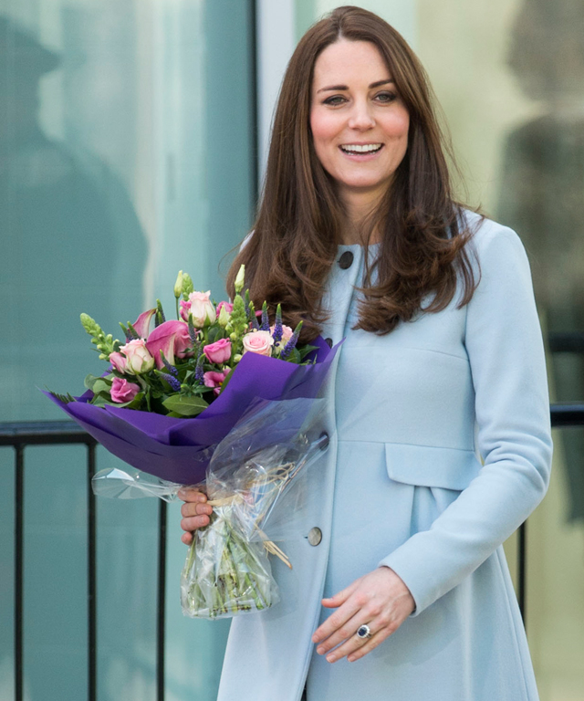 Kate Middleton in Seraphine Outfit