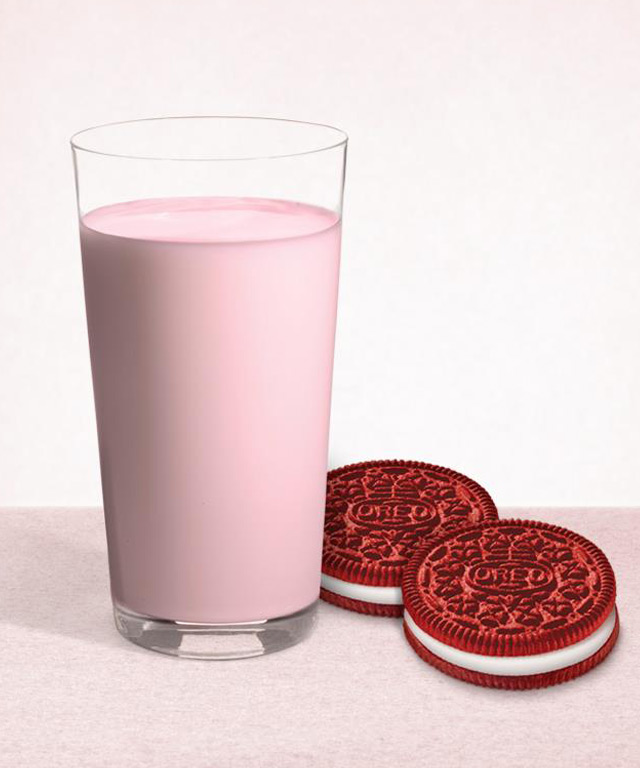 Oreo Red Velvet Limited Edition Flavor